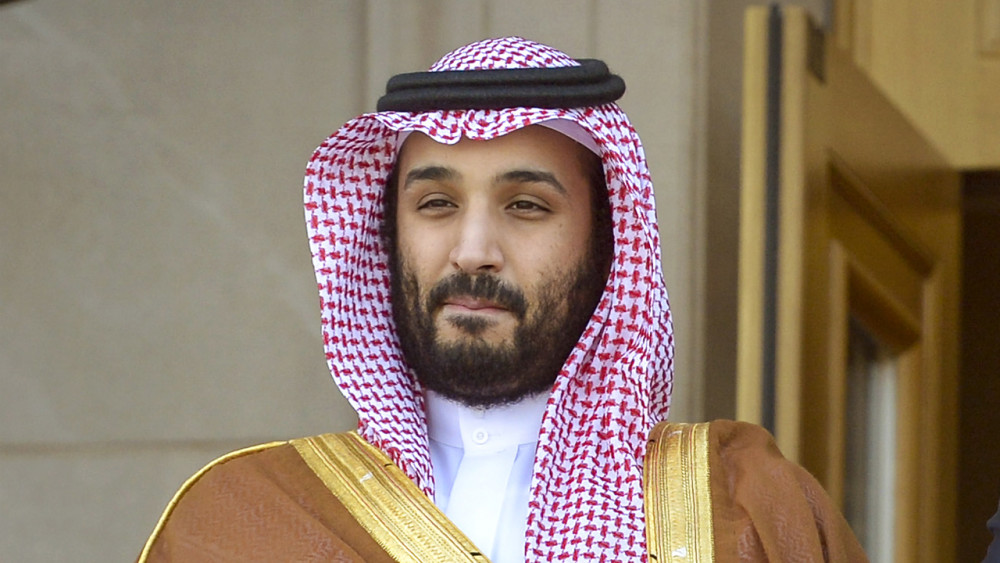 Kronprins Mohammed bin Salman, KÄLLA: wikimedia