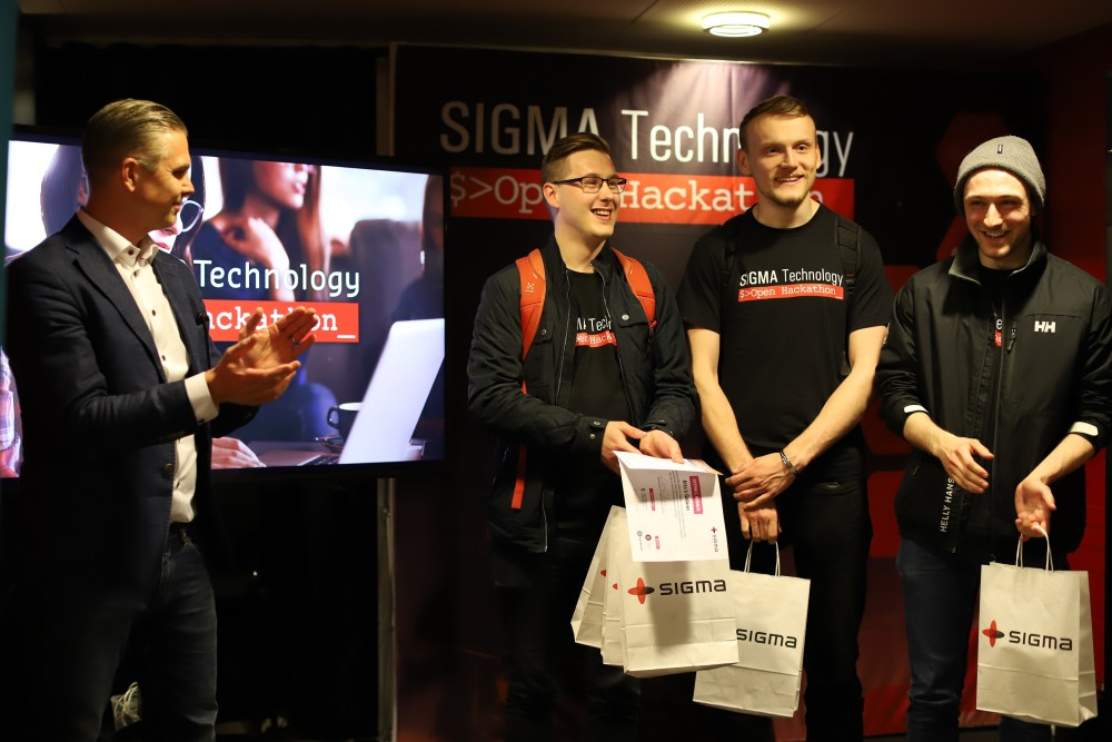 Expect A Better Tomorrow In Jonkoping Sigma Technology