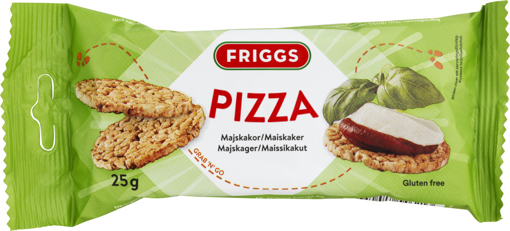 Friggs Snackpack Pizza