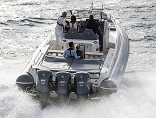 Yamaha's Marine Business-Growing as a System Supplier