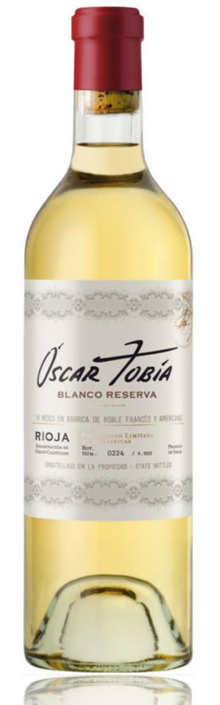Óscar Tobía Reserva Rioja Blanco 2015