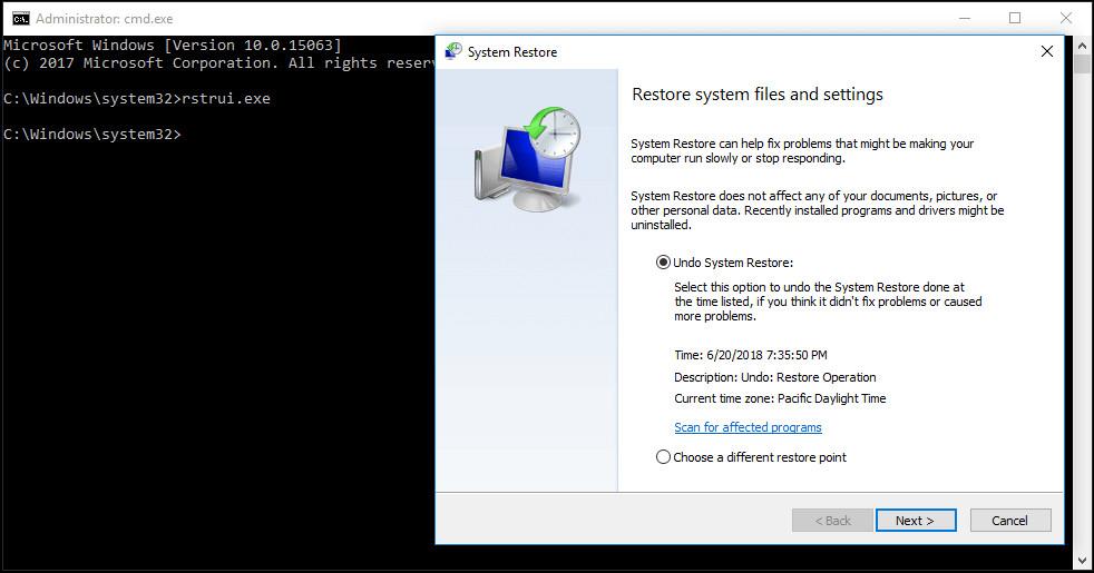 Windows 10 Normal Starten