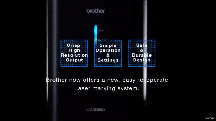 Brother Laser Marker