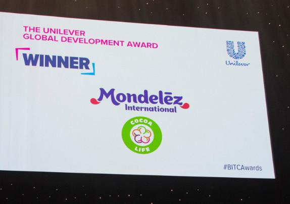 Cocoa Life wins Global Development Award at BITC Responsible