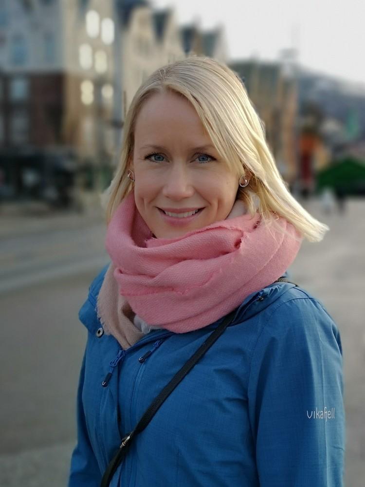 Ane Wilhelmsen-Langeland, psykologspesialist og somnolog. Foto: Tore Langeland