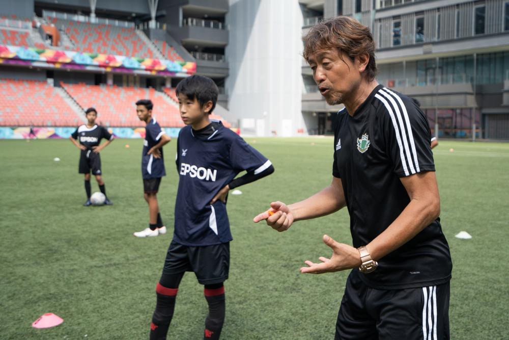 Shigeo Yamazaki, Academy Technical Director, Matsumoto Yamaga F.C.