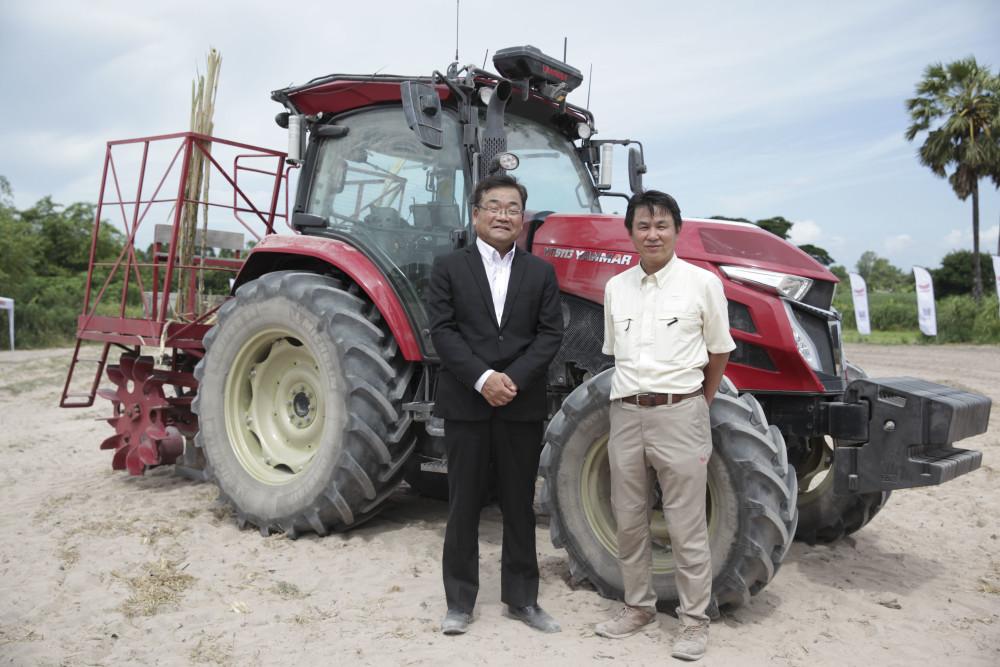 Yanmar Demonstrates Autonomous Tractors Using Precision    - Yanmar