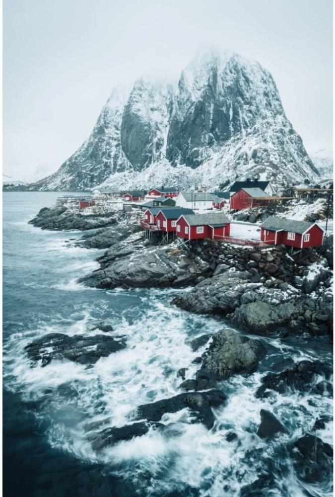 Lofoten. Foto: Fjelljo AS