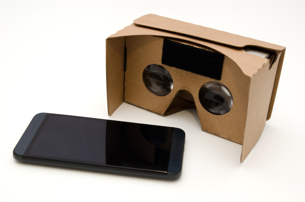 Lag egne VR-briller