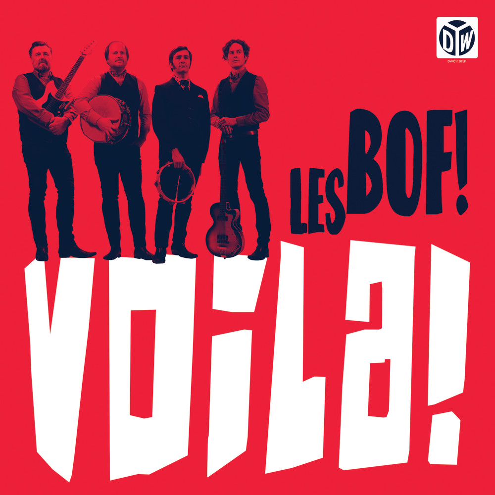 Les Bof Franco Scottish Beat Giants To Release Sophomore Album