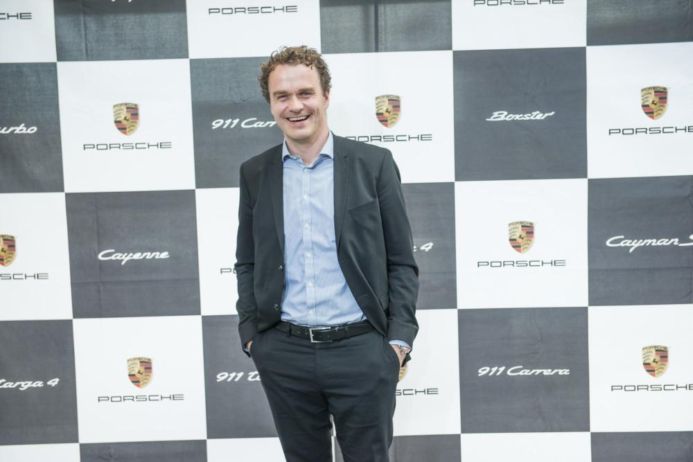Administrerende direktør og CFO i Hedin Automotive, Stig Sæveland