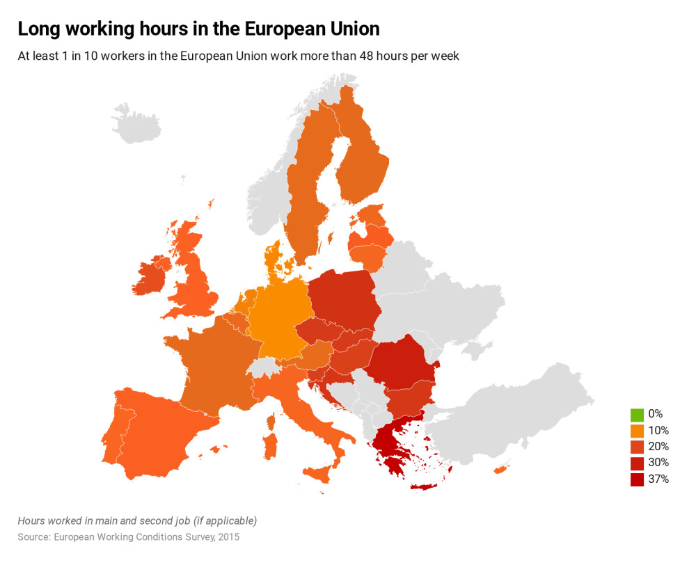 100 Years Of 8 Hour Working Days Eurofound