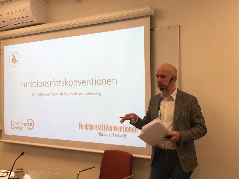 Lars Lindberg - slutseminarium