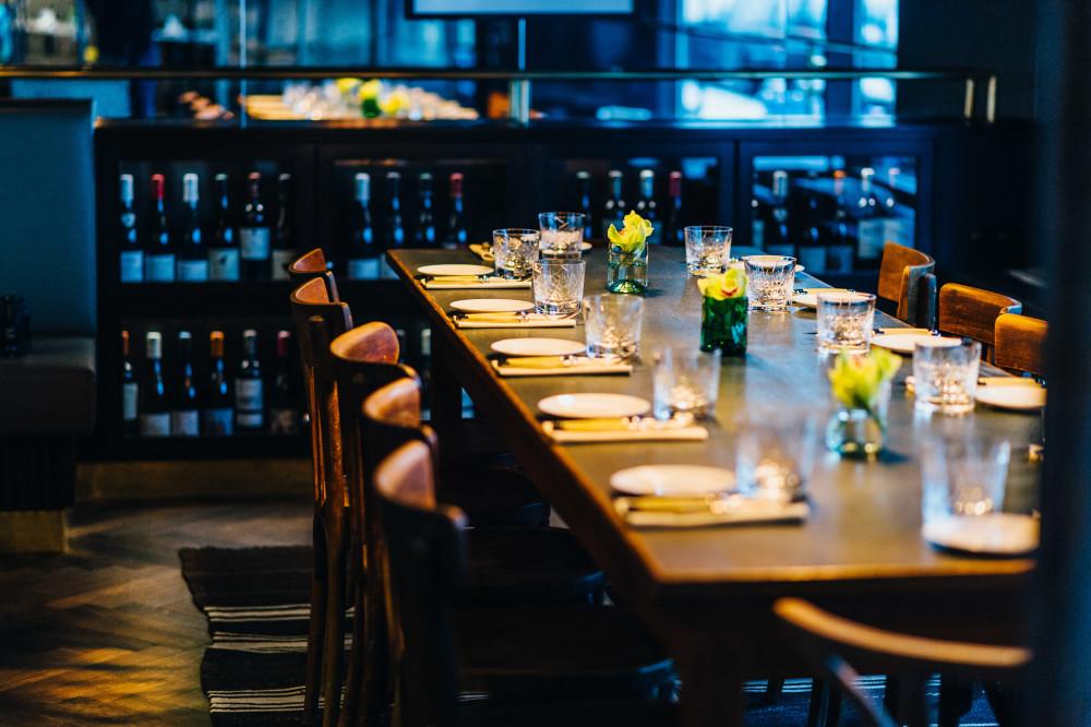 Colette Restaurant by Tim Raue, Berlin © Nils Hasenau