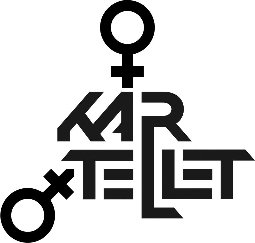 Kartellet sin spesiallaga logo.