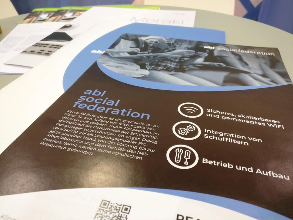 """""""WiFi as a Service"""" Lösung der abl für gemanagtes Schul-WLAN"""