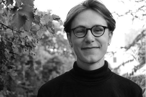 Valentin Malmgren_student på Nackademins utbildning till VR-utvecklare.