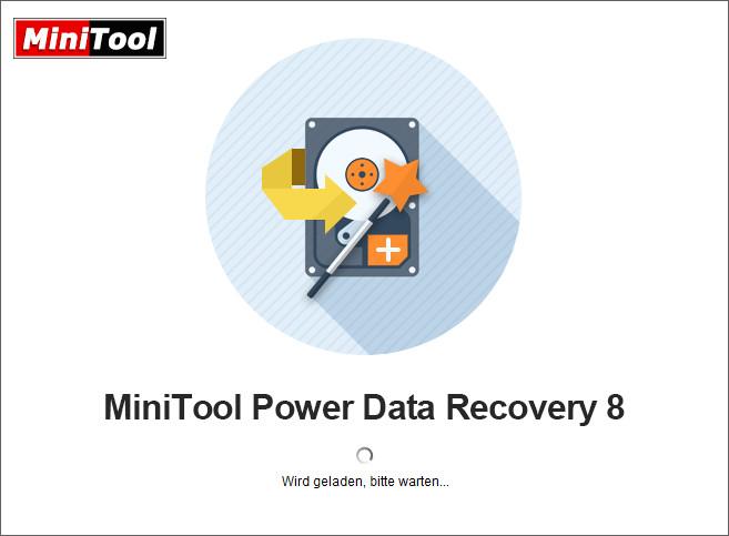 Datenwiederherstellungssoftware wiederherstellen