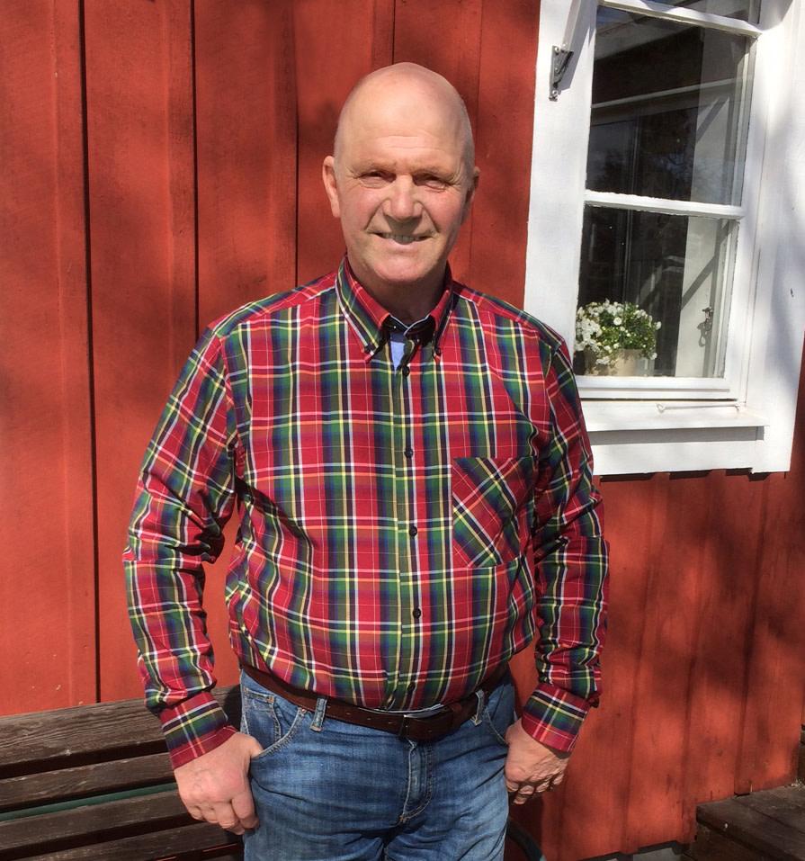 Biodlaren Jöran Andersson.