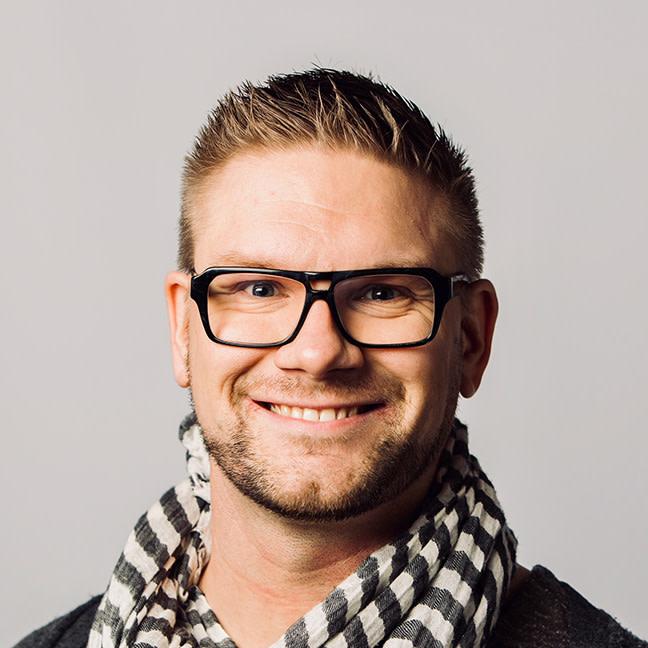 Christian Nordström, designansvarlig Ruter, foto: Ruter