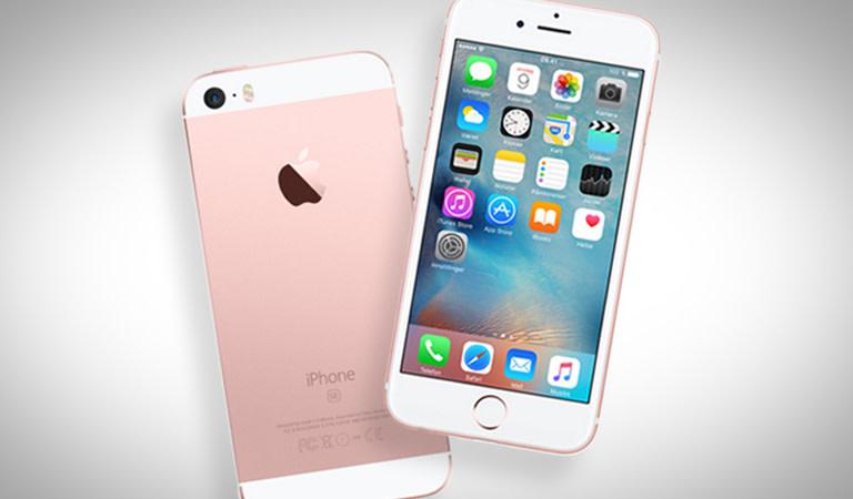 Kjøp iPhone SE i Talkmore nettbutikk