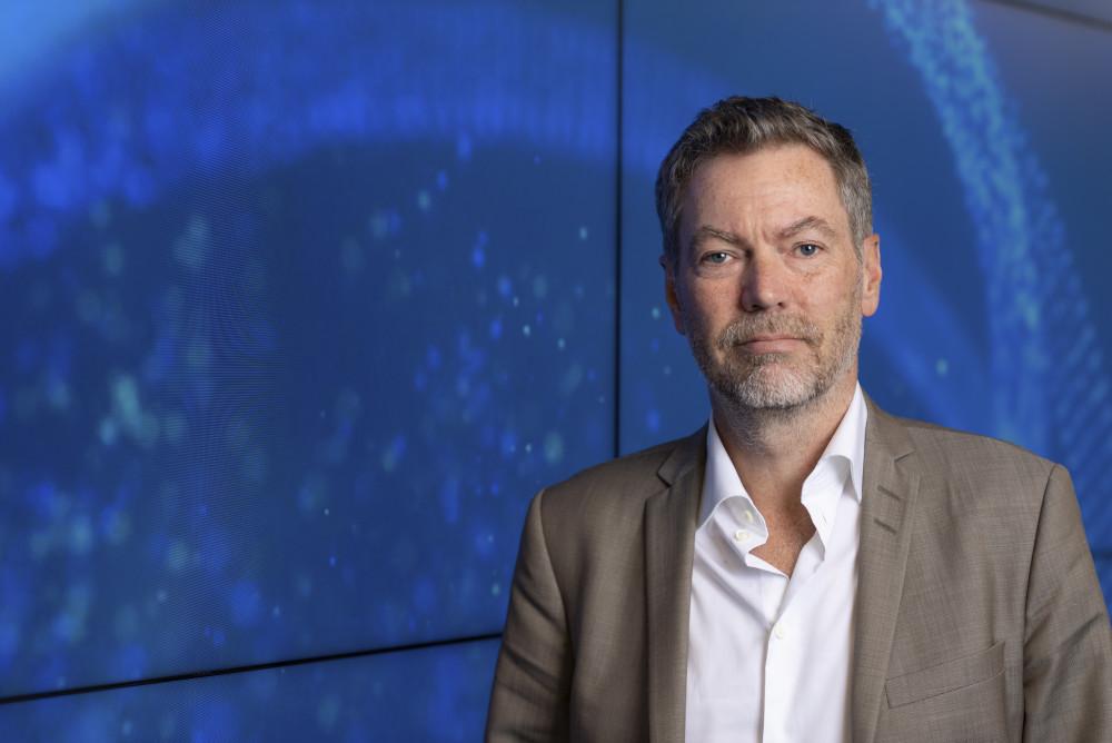 Martin Atle Strandos, direktør IBM System Norge.