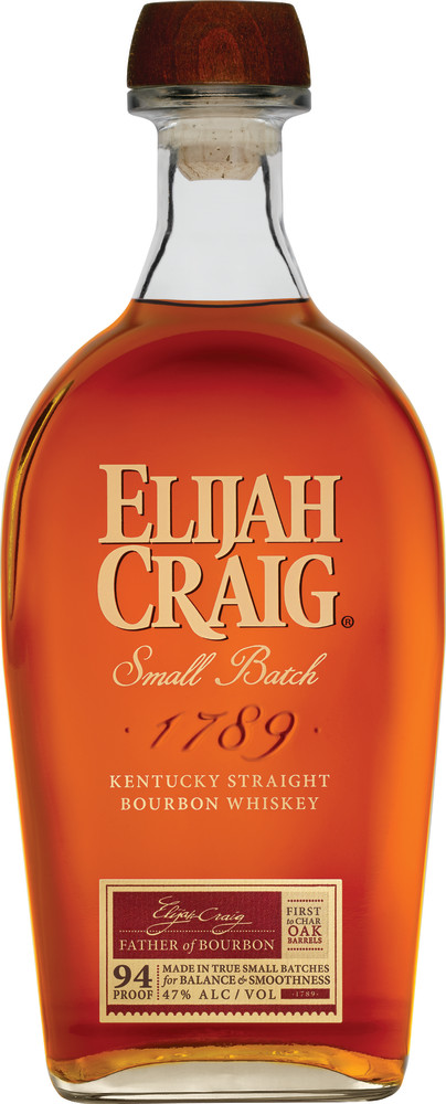 Elijah Craig Small Batch Kentucky Straight Bourbon