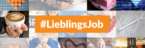 Twitter Profil-Bild Jobs.de #LieblingsJob Kamapagne