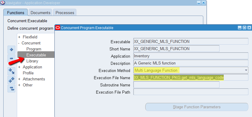 Define MLS Function
