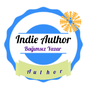 badge image for Indie Author badge