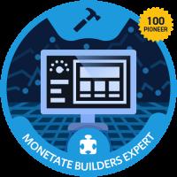 Monetate Builders Expert (Pioneer)