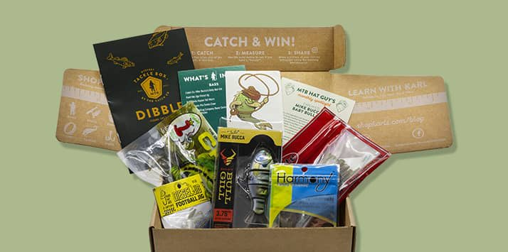 Subscribe to Mystery Tackle Box - Fishing's Best Subscription