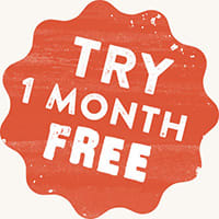 Try 1 month free