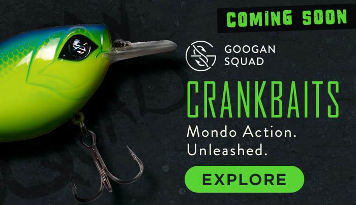 Explore Googan Crankbaits