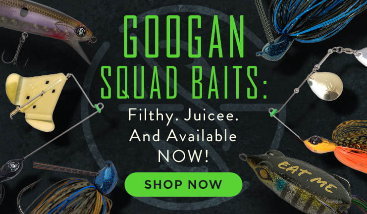 Explore the Newest Googan Squad Products