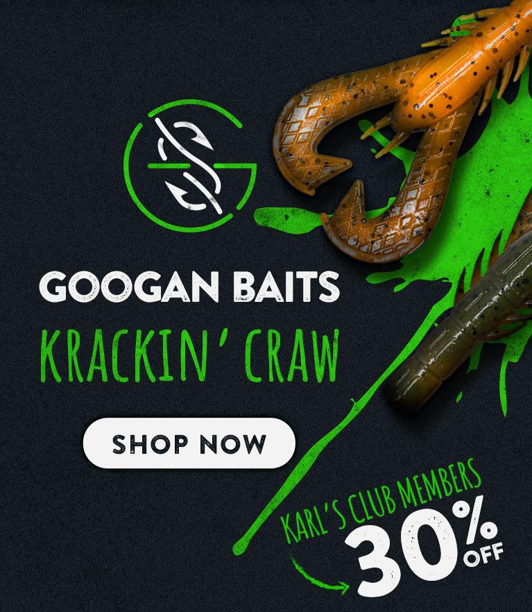 Googan Baits Krackin' Craw