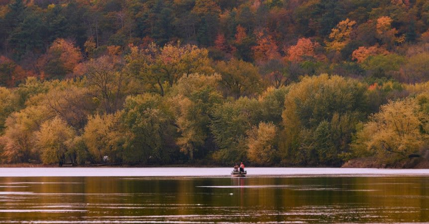 Late Fall Fishing Tips