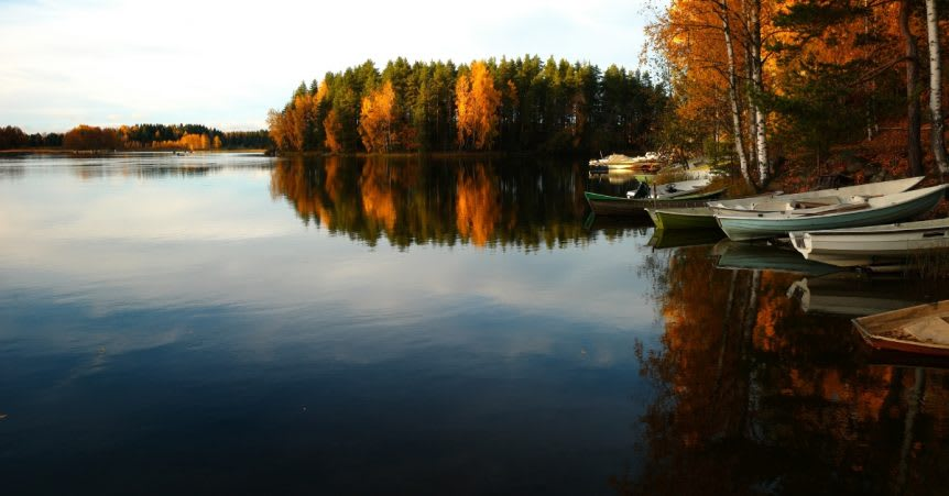 Fall Fishing in the North