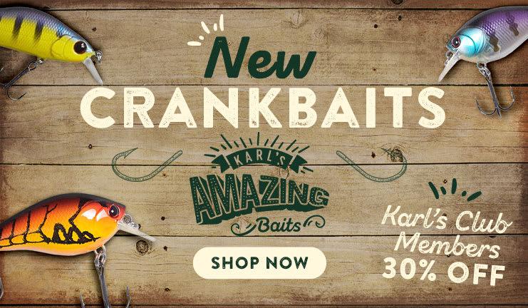 Karl's Amazing Baits - Crankbaits