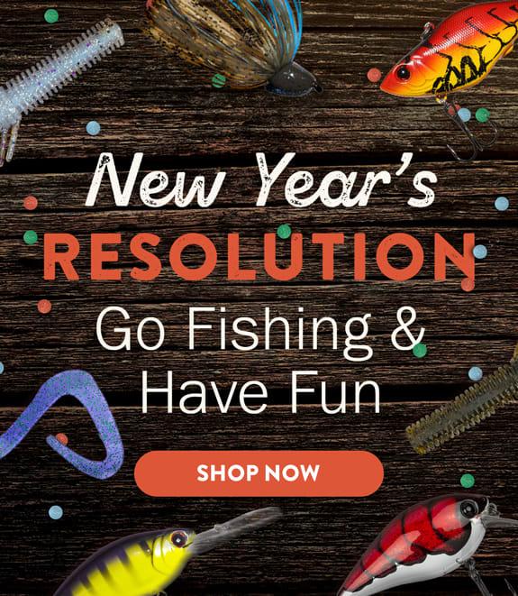 2020 Fishing Resolutions