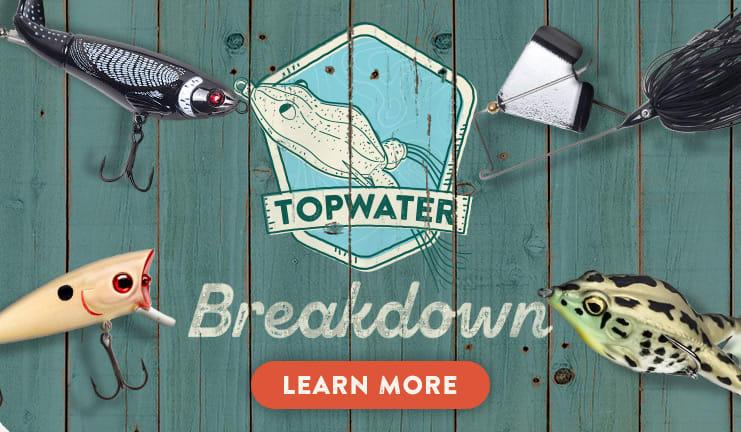 Topwater Breakdown