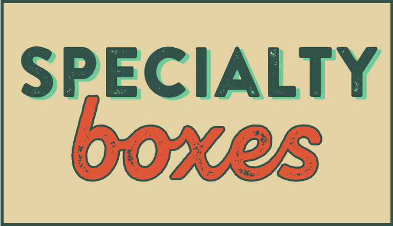 Specialty Boxes