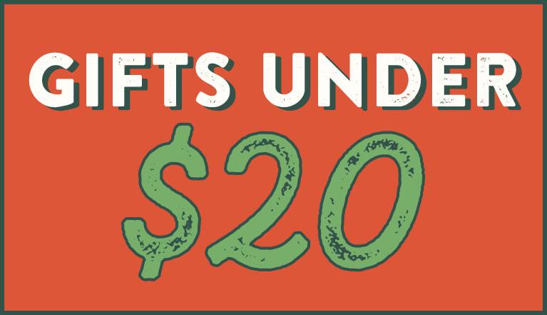 Gifts Under $20