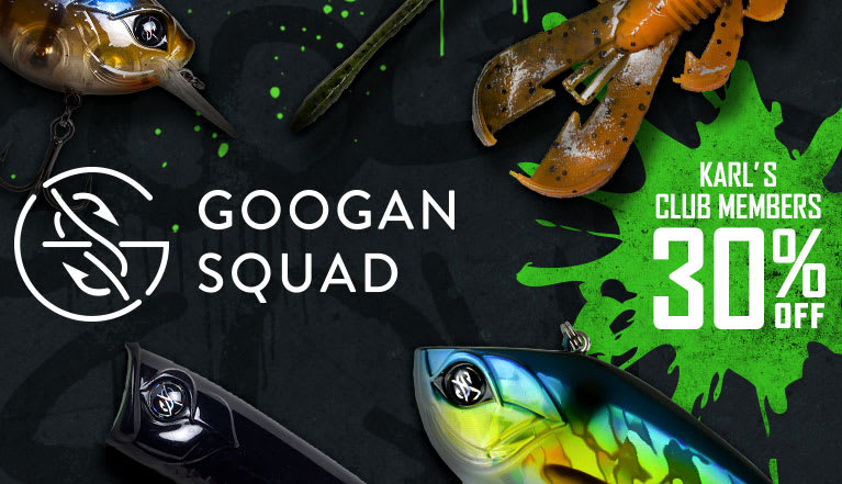 Googan Squad Products