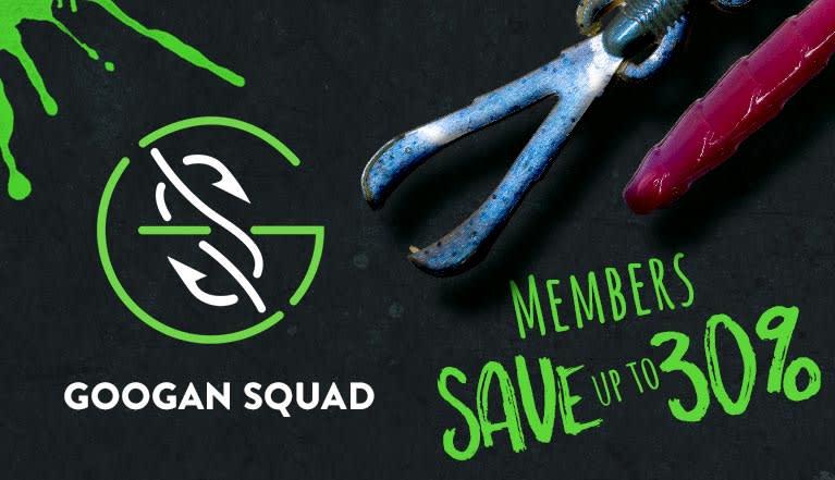 Googan Squad Products