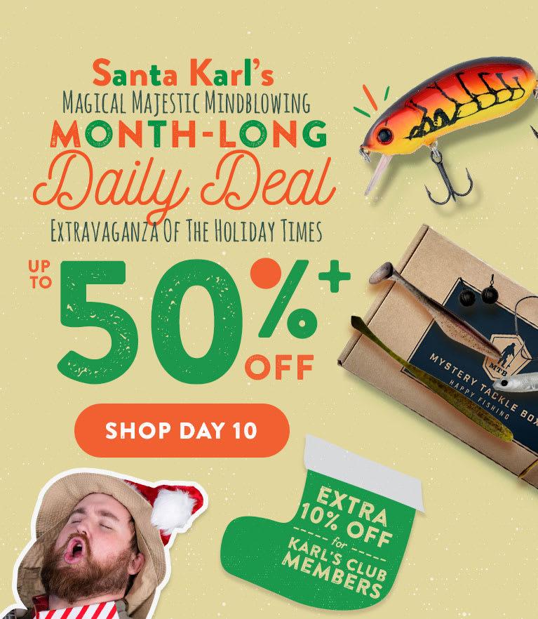 Santa Karl's Daily Deals