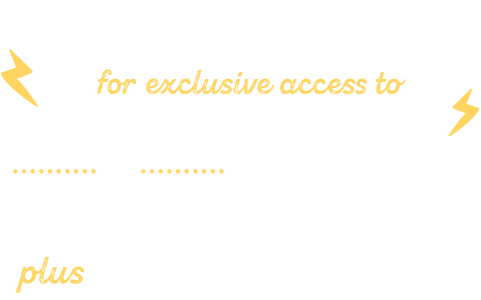 Join the club: save 30% on entire store + free shipping on orders over $25!