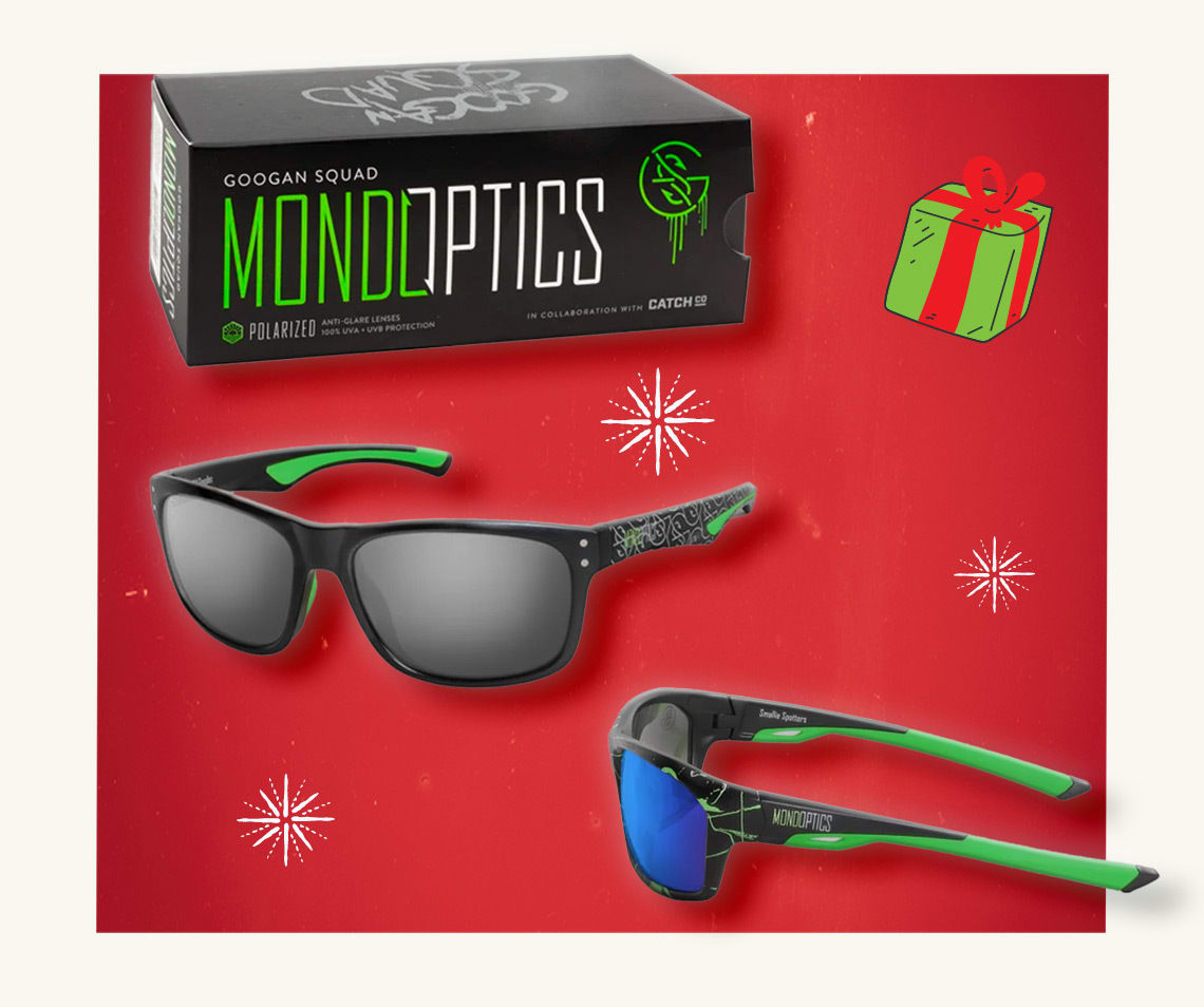 Googan Squad Mondo Optics
