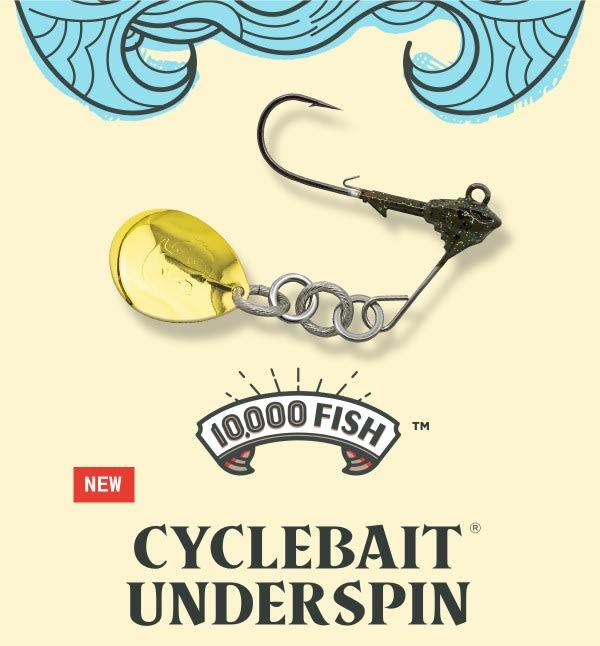 Cyclebait Underspin: Innovative Underspin