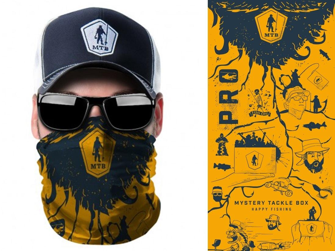 MTB Beard Shield Necko  Face buffs